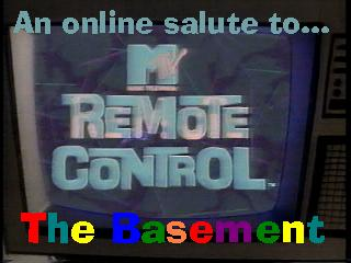 the basement a salute to remote control